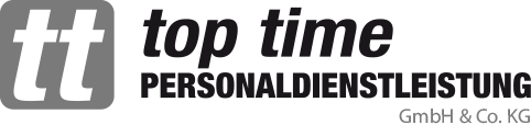 Top Time Personaldienstleistungen - Logo